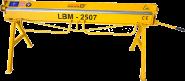 Ручной листогибочный станок Metal Master LBM 2507