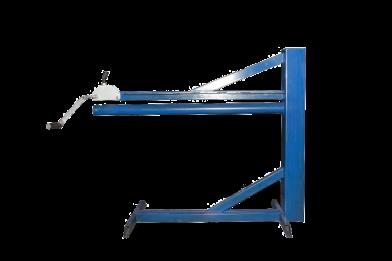 Для изготовления фальца, Metal Master FOS-1250