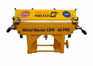 Ручные, Metal Master LBM 66 PRO